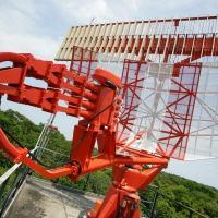 Os radares ASR23SS estão em operação na região Amazônica desde 2000