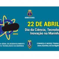 """Marinha comemora data dedicada à Ciência, Tecnologia e Inovação, com lançamento da 29ª Edição da Revista """"Pesquisa Naval"""