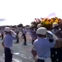 Cosme Degenar - FAB presta Homenagem - Captura de vídeo
