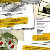 David Magalhães, que acaba de lançar livro sobre o tema, descobriu que o governo brasileiro autorizou 12 empresas nacionais a negociarem com Estados suspeitos de violação de direitos humanos ou com presença de organizações como Al-Qaeda e Boko Haram