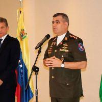 BR-VE - Fortalecimento de temas de defesa marcam reunião de ministros na Venezuela