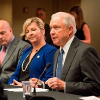 DRUGS - AG Jeff Sessions remarks to Joint Interagency Task Force South
