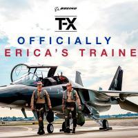 Força Aérea dos EUA (USAF) escolhe aeronave de treinamento T-X da BOEING e SAAB em um contrato de US$ 9,2 Bi