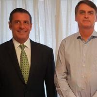 Embaixador da Argentina reuniu-se com o presidente eleito Jair Bolsonaro.