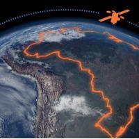 SGDC - Centro de operações de satélite brasileiro é inaugurado no Rio