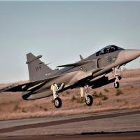 On 26 November, SAAB completed the successful first flight of the second Gripen E test aircraft.