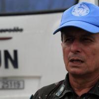 Militar vai substituir general Fernando Azevedo e Silva, que foi nomeado para o Ministério da Defesa pelo presidente eleito, Jair Bolsonaro