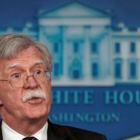 Assessor de segurança nacional dos EUA, John Bolton, na Casa Branca 27/11/2018 REUTERS/Kevin Lamarque