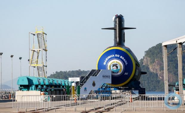S-40 Riachuelo is the result of Brazilian Navy's hard work, synergy and capacity