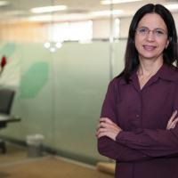 Andrea Hemerly, diretora de mercado de Defesa e Espaço da Fundação Ezute