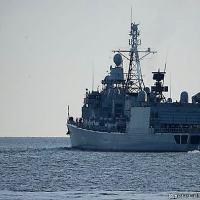 Fragata Augsburg é última alemã a participar de Operação Sophia