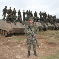 Gen Ex Pinto Silva - O Novo Governo e a Transformação da Força Terrestre Foto - Ricardo Fan