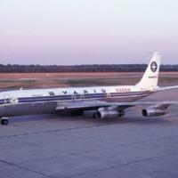 Boeing 707 da Varig que desapareceu há 40 anos.