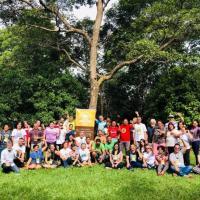Fórum Mudanças Climáticas e Justiça Social evento organizado pela CEB no fim de 2018, em Brasília DF.