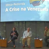 CEBRI - FIRJAN - Mesa-Redonda A Crise na Venezuela