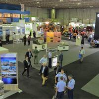 Nesta edição, a Laad reuniu cerca de 450 expositores, 150 delegações de 67 países, além de autoridades e empresários de diversos países