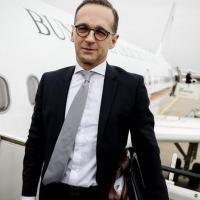 Ministro do Exterior alemão, Heiko Maas, inicia no Brasil turnê por três países da América Latina
