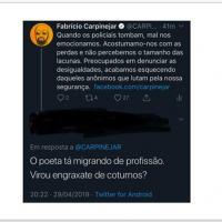 CARPINEJAR - Engraxaria os Coturnos do Fabiano