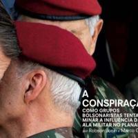 Como grupos bolsonaristas tentam minar a influência da ala militar que atua no Planalto