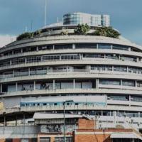 O 'Helicoide', emblemática sede do Sebin em que estão preos importantes líderes da oposição venezuelana