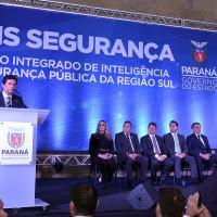 Na capital paranaense, equipe formada por agentes de inteligência vai atuar com foco no combate ao crime organizado em sincronia com as demais regiões do país