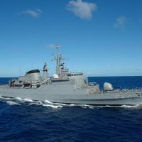 Navio Fragata Classe Niterói. Foto: Marinha do Brasil