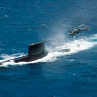 Submarino da MArinha Brasileira S-33 Tapajó Foto MB