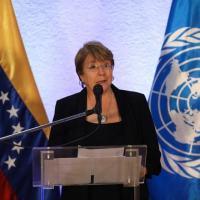 Michelle Bachelet apresentou na ONU informe que denuncia mais de 6.800 execuções extrajudiciais cometidas pela ditadura de Nicolás Maduro