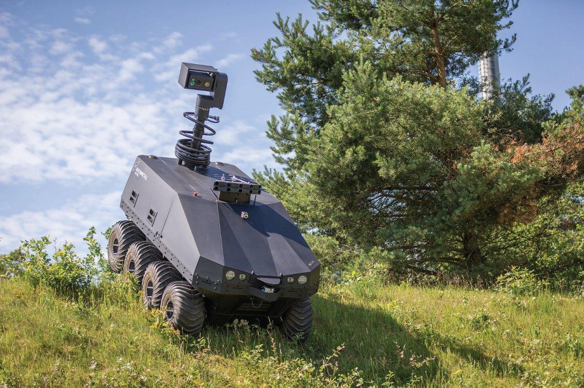 DefesaNet - Land - Rheinmetall takes over Canadian robotics