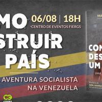 Venezuela - Gen Mourão Prefacia