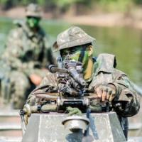 Ação vai envolver soldados brasileiros (foto) e paraguaios. Foto  - Exército Brasileiro