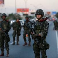 Nas últimas três décadas as Forças Armadas ocuparam 25 vezes o Rio de Janeiro. As informações coletadas pelos Serviços e Inteligência dos militares são fundamentais para se entender o funcionamento das milicias