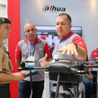 Red Tech Security marca presença na SC Expo Defense