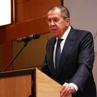 Sergei Lavrov - Interesses de estabilidade global, segurança comum e crescimento inovador