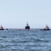 Importante marco no dsenvolvimento do Submarino S40 Riachuelo.