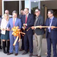 Taurus realiza cerimônia oficial de inauguração de sua nova fábrica na Geórgia (EUA)  Foto - WTXL