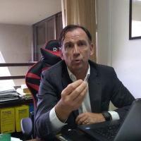 O coronel italiano Francesco Fallica diz que dinheiro usado por italianos para pagar droga de brasileiros está no caixa de lojas do Brasil