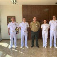 MBl participa da 2ª Reunião do Grupo de Trabalho Interforças do Setor Cibernético