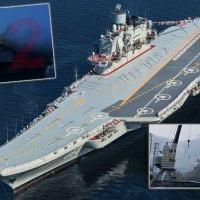 Admiral Kuznetsov (Image credit: RF MoD)