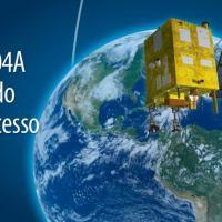BR-CN: Satélite CBERS 04A é lançado com sucesso