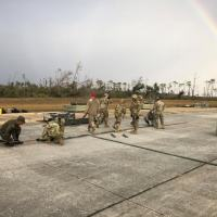 Militares da FAB participam do Exercício Silver Flag nos Estados Unidos