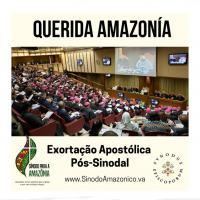 Texto na íntegra da Exortação Apostólica Pós-Sinodal Querida Amazonia