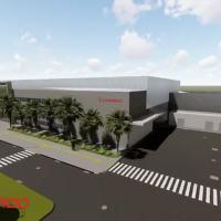 Centro inovador anunciado hoje (14FEV2020), em Itapevi com conclusão no quarto trimestre de 2020
