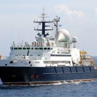O Yantar é monitorado ativamente em seus deslocamentos pelas marinhas do Ocidente. Foto Arquivo