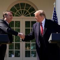 Visita de Jair Bolsonaro a Washington ajudou a pavimentar o caminho do acordo.