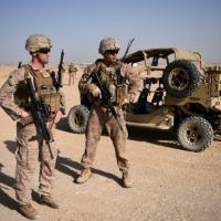 EUA começam a retirar tropas de duas bases no Afeganistão