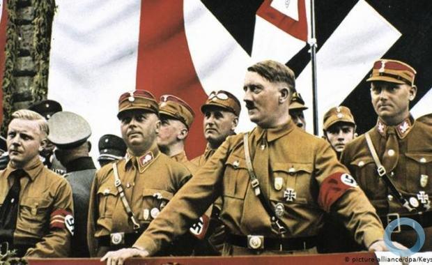 """""""O objetivo de Hitler não era a supremacia mundial, mas sim a sobrevivência nacional"""", diz historiador"""