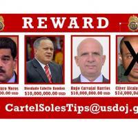 A Agência de notícias Associted Press informou que o General Reformado Venezuelano Cliver Alcalá está sob a custódia da DEA na Colômbia.