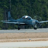 The 81st Fighter Squadron, based at Moody Air Force Base, Ga., to provide the training for Nigerian Air Force pilots and maintenance personnel.