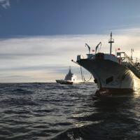 O Patrulheiro Oceânico ARA P51